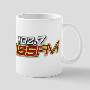 102.7 KISSFM Mug