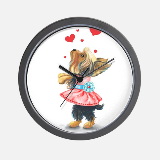 Love without ends Wall Clock