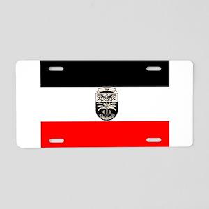 Togo - National Flag - 1884-1914 Aluminum License
