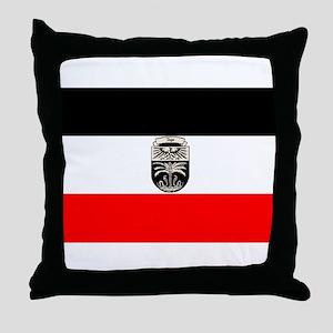 Togo - National Flag - 1884-1914 Throw Pillow