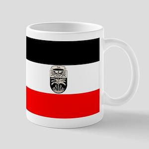 Togo - National Flag - 1884-1914 11 oz Ceramic Mug