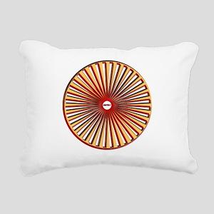 WWTDwheel Rectangular Canvas Pillow