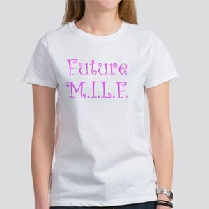 Pink MILF Women's T-Shirt