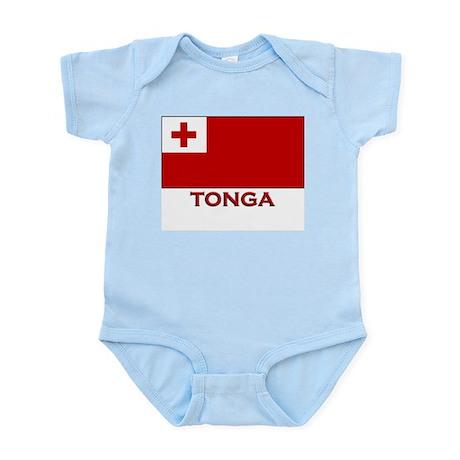 Flag of Tonga Infant Creeper