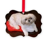 Dogs Picture Frame Ornaments