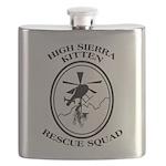 High Sierra Kitten Rescue Squad Flask