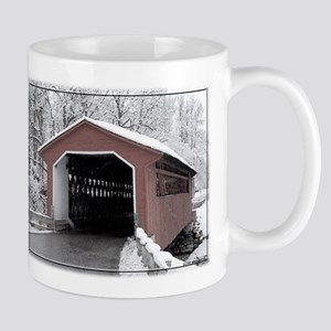 Silk Road Covered Bridge Mug