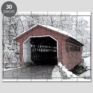 Silk Road Covered Bridge Puzzle