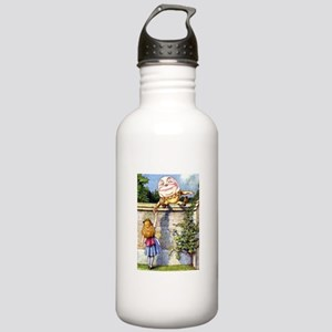 Alice and Humpty Dumpty Stainless Water Bottle 1.0