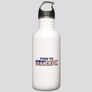 Secede Flag Stainless Water Bottle 1.0L