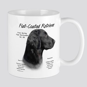 Flat-Coat Retriever 11 oz Ceramic Mug