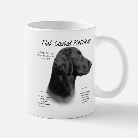 Flat-Coat Retriever Mug