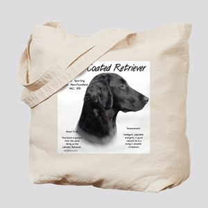 Flat-Coat Retriever Tote Bag