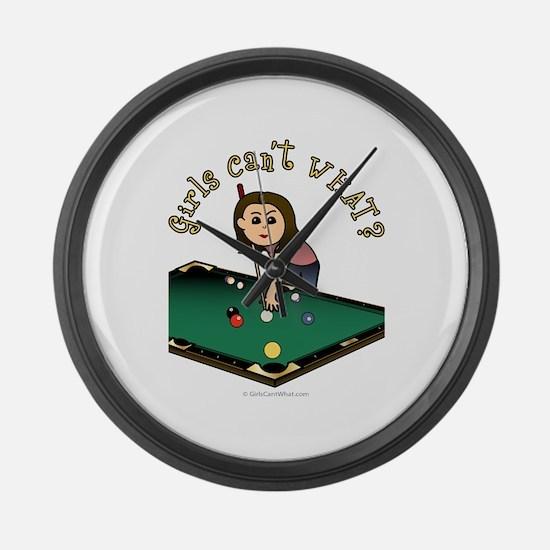billiards-light.png Large Wall Clock