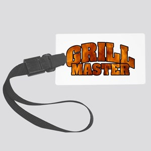 Grill Master Large Luggage Tag