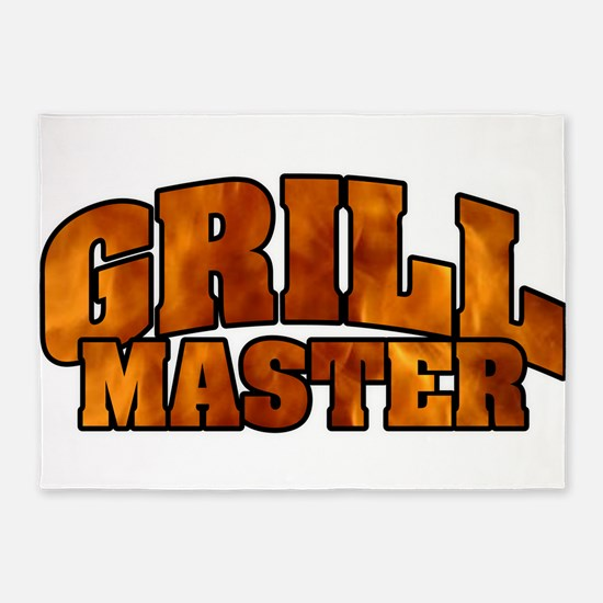 Grill Master 5'x7'Area Rug