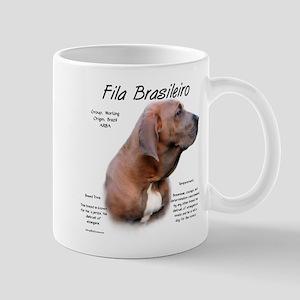 Fila Brasileiro 11 oz Ceramic Mug