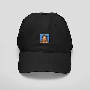Stacey's Serve-a-Thon Banner Black Cap