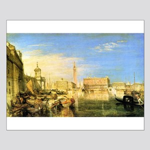 William Turner Venice Small Poster