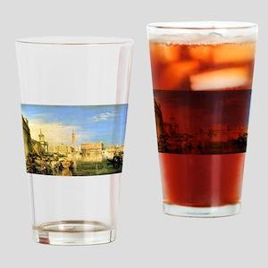 William Turner Venice Drinking Glass