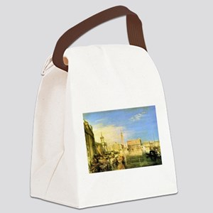 William Turner Venice Canvas Lunch Bag