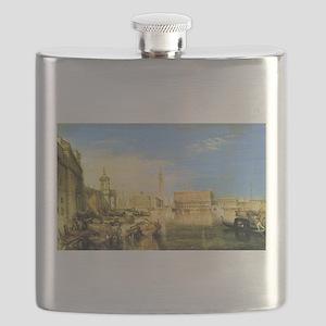 William Turner Venice Flask