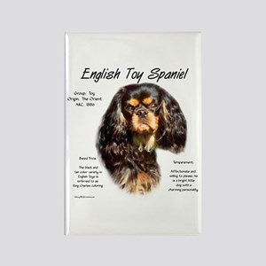 English Toy (king charles) Rectangle Magnet