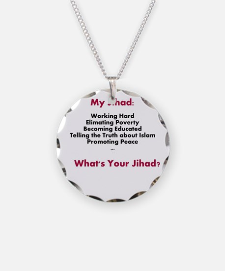 My Jihad Necklace