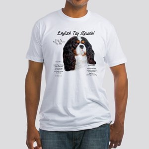 English Toy (prince charles) Fitted T-Shirt