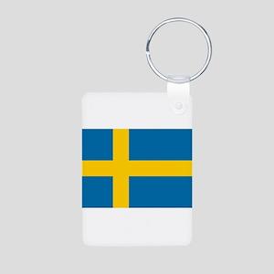 Sweden - National Flag - Current Aluminum Photo Ke