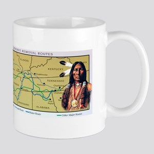 """Trail Of Tears"" Mug"