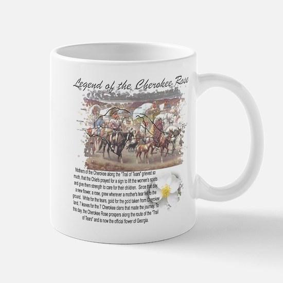 """Cherokee Rose Legend"" Mug"