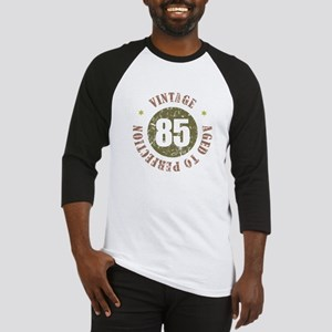 85th Vintage birthday Baseball Jersey