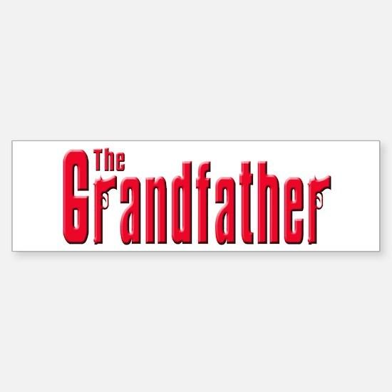 The Grandfather Sticker (Bumper)