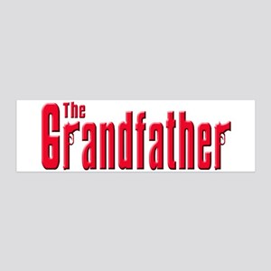 The Grandfather 36x11 Wall Decal