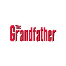 The Grandfather Wall Decal