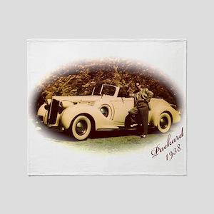 Packard Throw Blanket