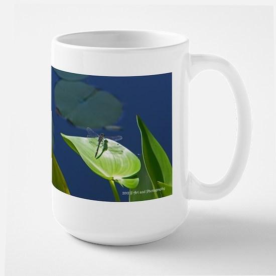 Dragonfly Large Mug