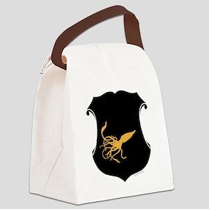 gSquid Canvas Lunch Bag