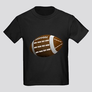 Football Kids Dark T-Shirt