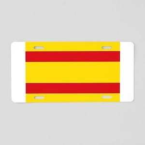 Spain - Merchant Marine - 1785-1927 Aluminum Licen