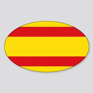 Spain - Merchant Marine - 1785-1927 Sticker (Oval)
