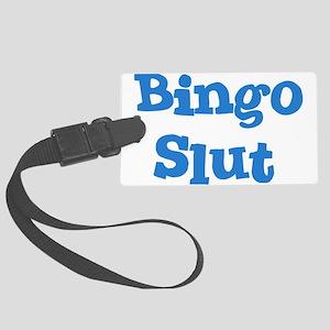 Bingo Slut Large Luggage Tag