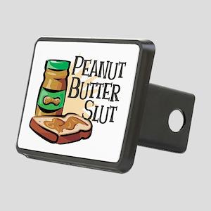 Peanut Butter Slut Rectangular Hitch Cover