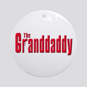 The Grandfather Ornament (Round)