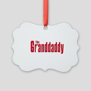 The Grandfather Picture Ornament