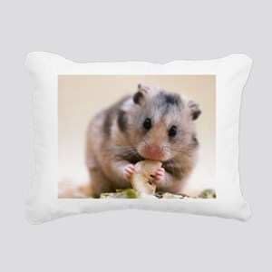 Hamster Rectangular Canvas Pillow