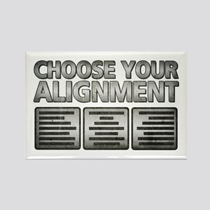 Alignment Rectangle Magnet