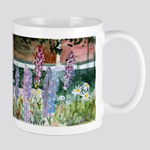 Wild Lupine Mug