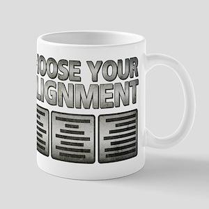 Alignment Mug